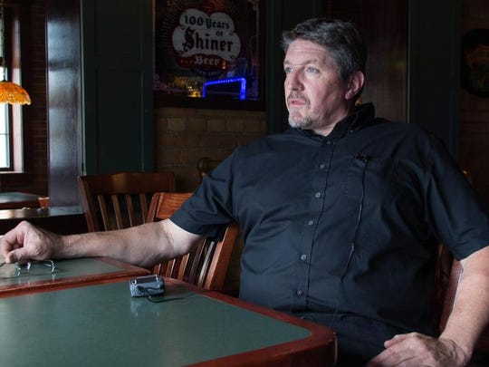 Griffin Grill and Pub co-owner Paul Conkey.