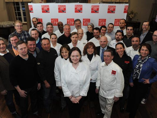 Hudson Valley Restaurant Week Launch Event