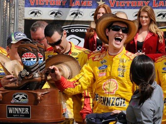 VIN 0408 NASCAR Front
