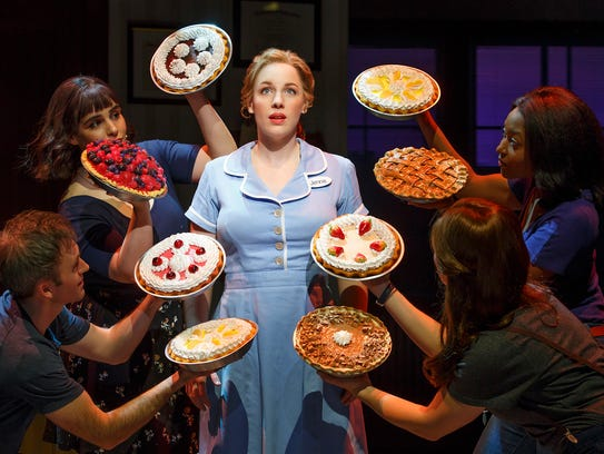 """""""Waitress"""" tells the story of a woman working to summon"""