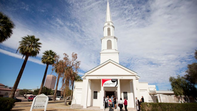 Arizona House Bill 2128 passed the Ways and Means Committee on a 6-3 vote Monday, despite concerns the proposed tax break for churches renting property would not be extended to charities and could mean higher property-tax bills for non-exempt landowners and their tenants.