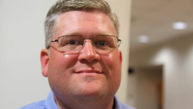 The Augusta County Republican Committee chose Chris Morrison Tuesday night as its contender against Tracy Pyles in the Board of Supervisors race for the Pastures district.