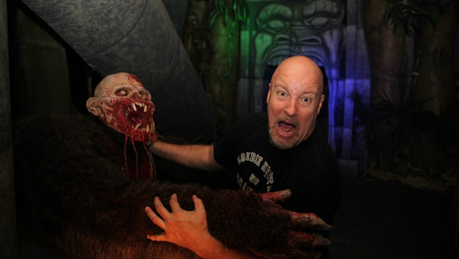 Do you have what it takes to work at Erebus Haunted Attraction?