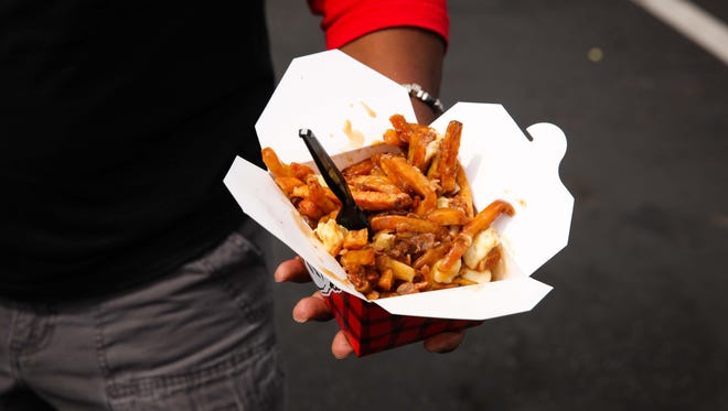 Smoke's Poutinerie, a Canadian company, will open at Gila River Arena (formerly named Jobing.com Arena).