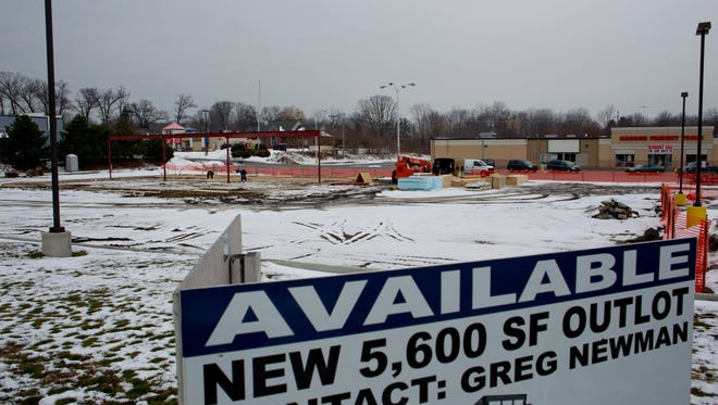 A 6,300-square-foot retail space is being constructed at 4025 24th Ave. in Fort Gratiot.