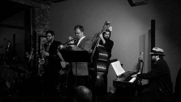 The JAS Quintet will perform downtown this weekend at Coffea Roasterie.