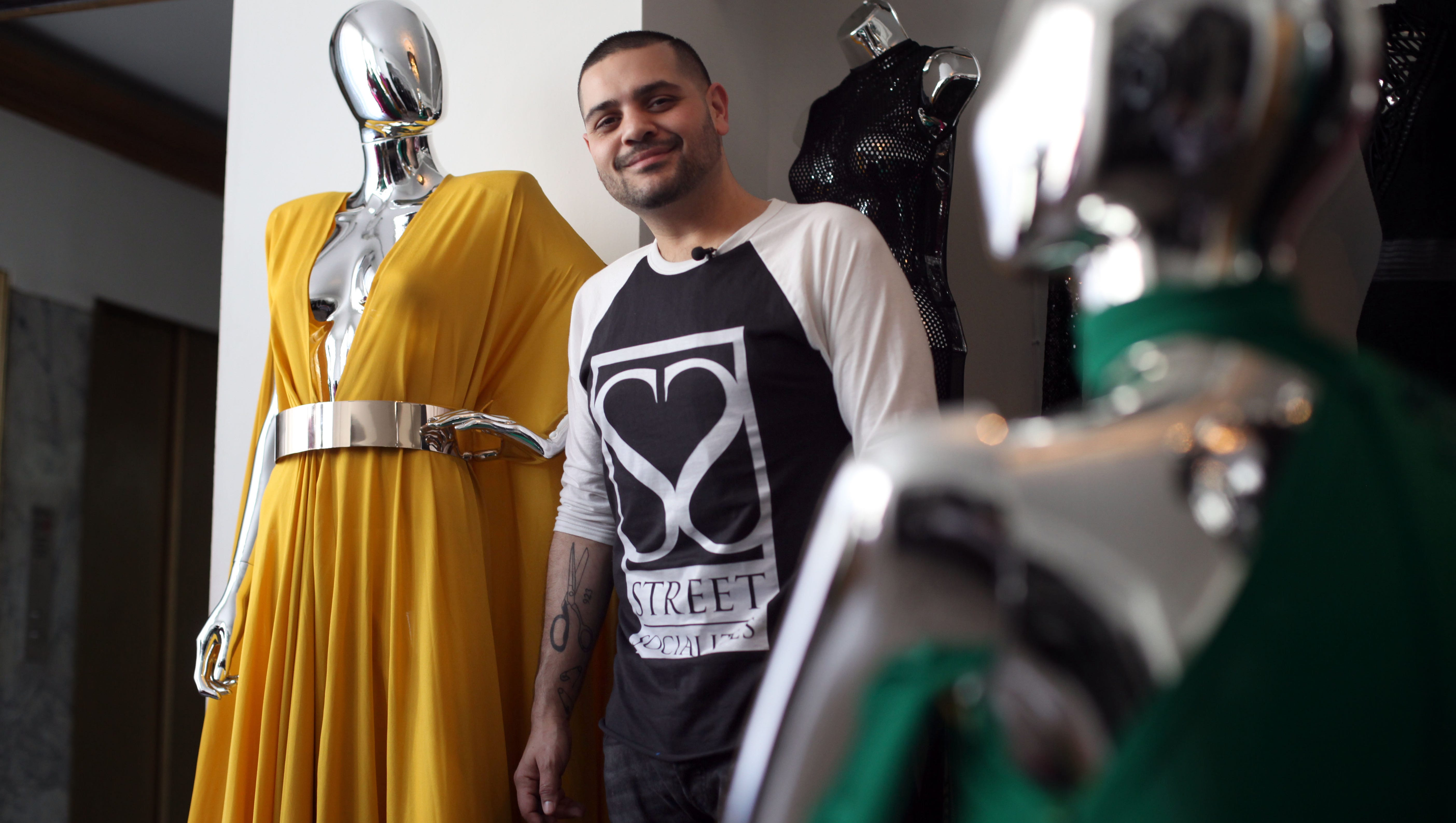 Michael Costello Returns Home For Project Runway Event