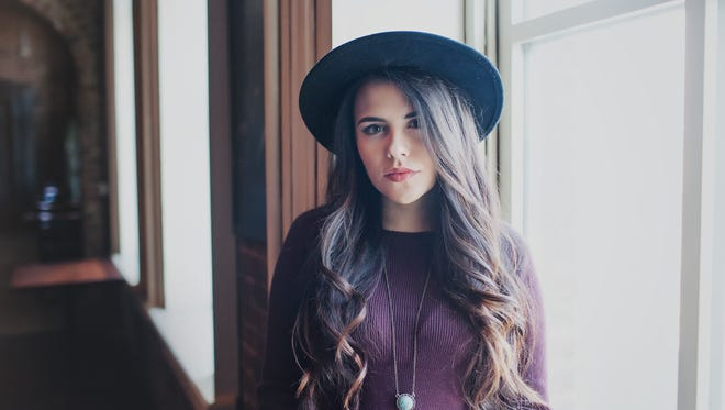Taylor Dupuis is the lead singer for the up-and-coming Americana band Roanoke.