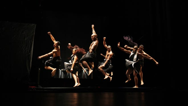 Step Afrika! will perform Nov. 18 at the South Milwaukee Performing Arts Center.