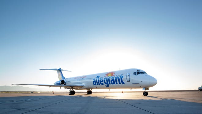 Allegiant Air is adding a once-a-week, non-stop flight to Puerto Rico from Cincinnati-Northern Kentucky International Airport from December to April. It's the 15th route out of CVG for the low-cost carrier.