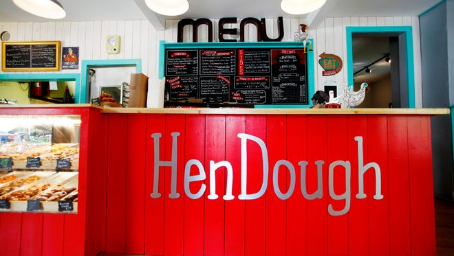 HenDough recently opened on Kanuga Road not far from downtown Hendersonville.