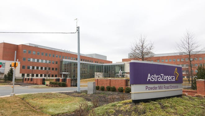 AstraZeneca is one of several major employers located along U.S. 202, which is the subject of a new masterplan study by local planners.