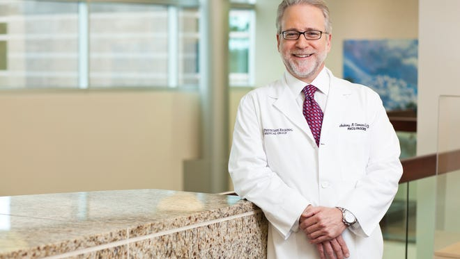 Dr. Anthony Vernava, a colorectal surgeon with Physicians Regional Medical Group