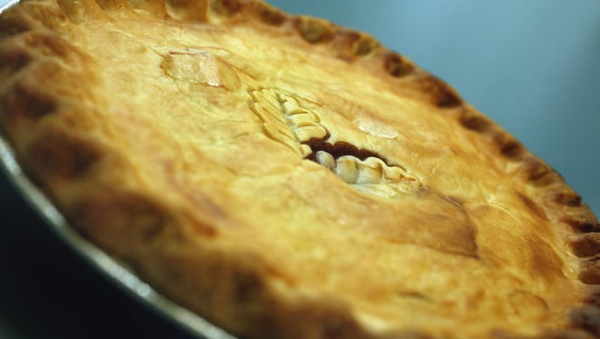 Cindy's Pies in Naples, Ontario County, specializes in fruit pies.