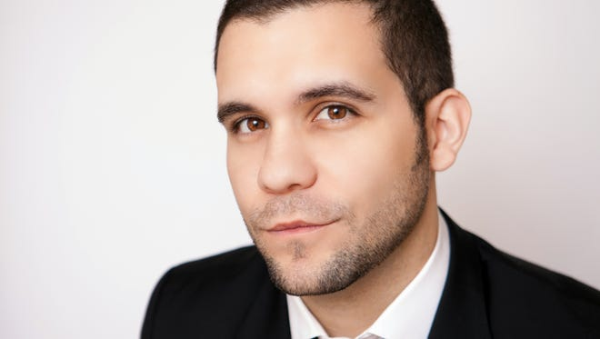 Yonkers native Edvin Ortega, an actor, musician and documentary filmmaker will host the White Plains New Year's Eve Spectacular.