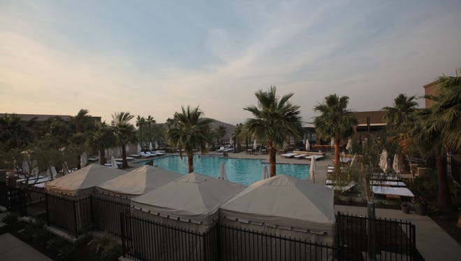 The Ritz Carlton Rancho Mirage offers complimentary stargazing every Saturday from 6 p.m. to 9 p.m.