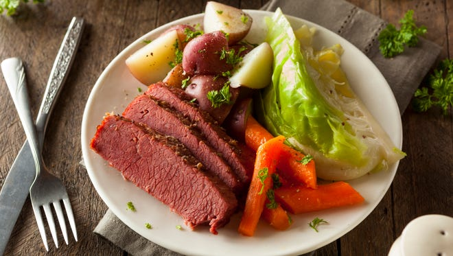 Bishop Frank Dewane, of the Diocese of Venice, has joined other American Catholic bishops in offering dispensation for those who wish to eat corned beef Friday in honor of St. Patrick's Day.