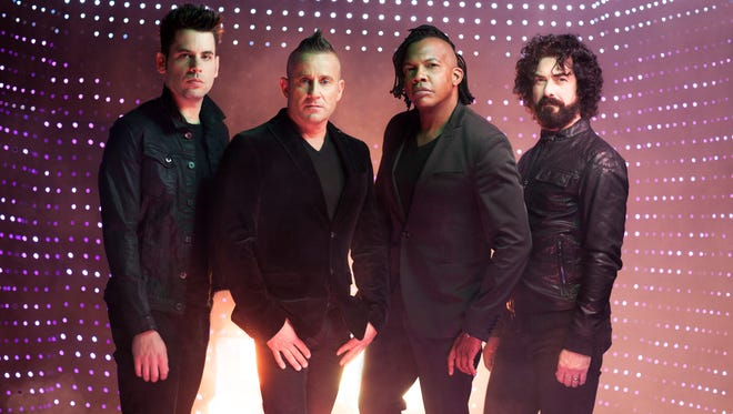 Contemporary Christian band Newsboys will perform at 7 p.m. Friday at the El Paso County Coliseum.