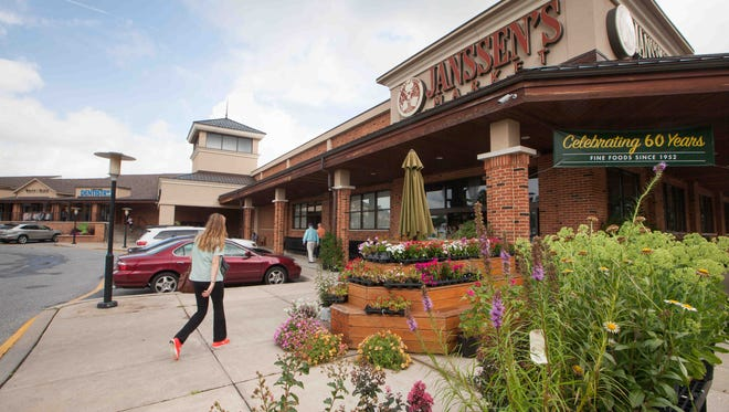 Greenville Center's popular Janssen's Market was named the country's top independent grocer. The market was founded in 1952.
