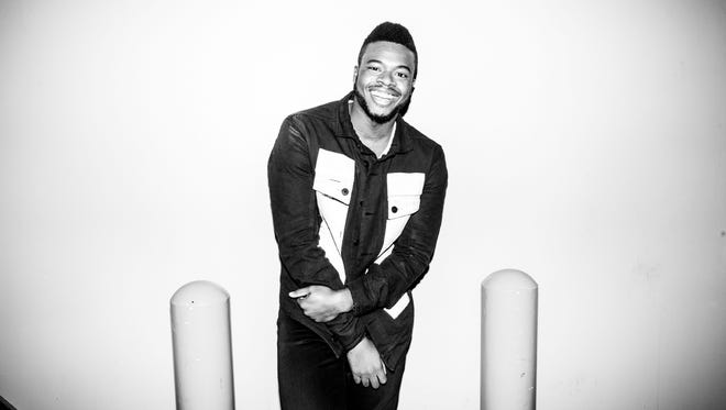 """Kentucky native Kevin """"K.O."""" Olusola is a member of the multi-platinum, three-time Grammy Award-winning a cappella group Pentatonix and an alumnus of the 2004 class of The Kentucky Center Governor's School for the Arts."""