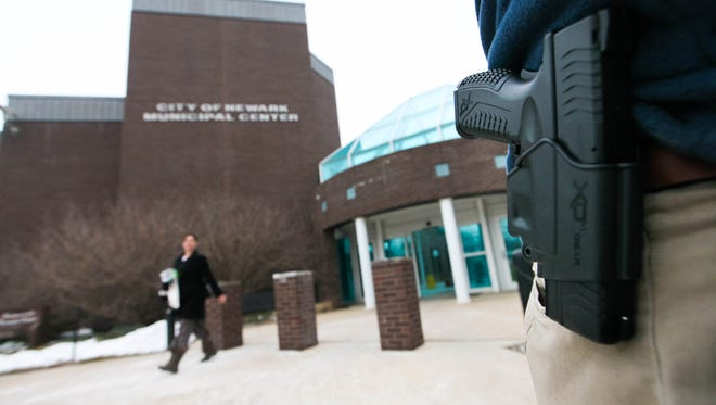 Delaware lawmakers are considering a new commission to vet those who seek a concealed carry permit.