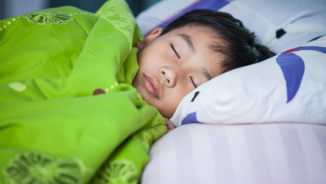 Kids who don't get enough sleep could risk health problems later.