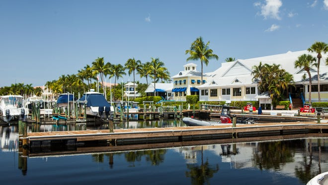 The availability of a full service on-site marina with direct access to the Gulf of Mexico allows Bonita Bay residents to enjoy every aspect of Southwest Florida's lifestyle.