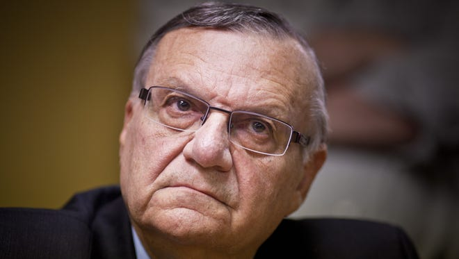 Former Maricopa County Sheriff Joe Arpaio's legal-defense fund received $500,000 from the National Center for Police Defense, a Virginia non-profit. The legality of the donation is not clear.