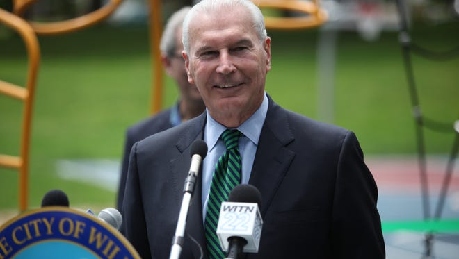 Wilmington Mayor Mike Purzycki