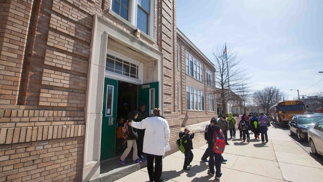 Elbert-Palmer Elementary was shuttered in 1981, then reopened to help deal with extreme enrollment growth at the Christina School District. The district tried to close it again in 2007, but was sued for violating the Neighborhood Schools Act.