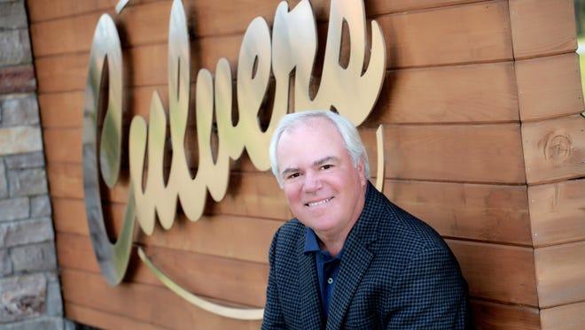 Craig Culver, co-founder of Culver's Restaurant.
