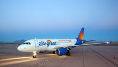 How to fly Allegiant Air from Evansville or Owensboro to Orlando, Florida