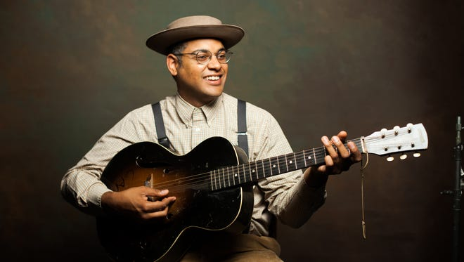 Dom Flemons will perform Jan. 25 at a show for the Center for Cultural Preservation.