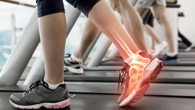 Advance techniques can hasten recovery from ankle surgery.