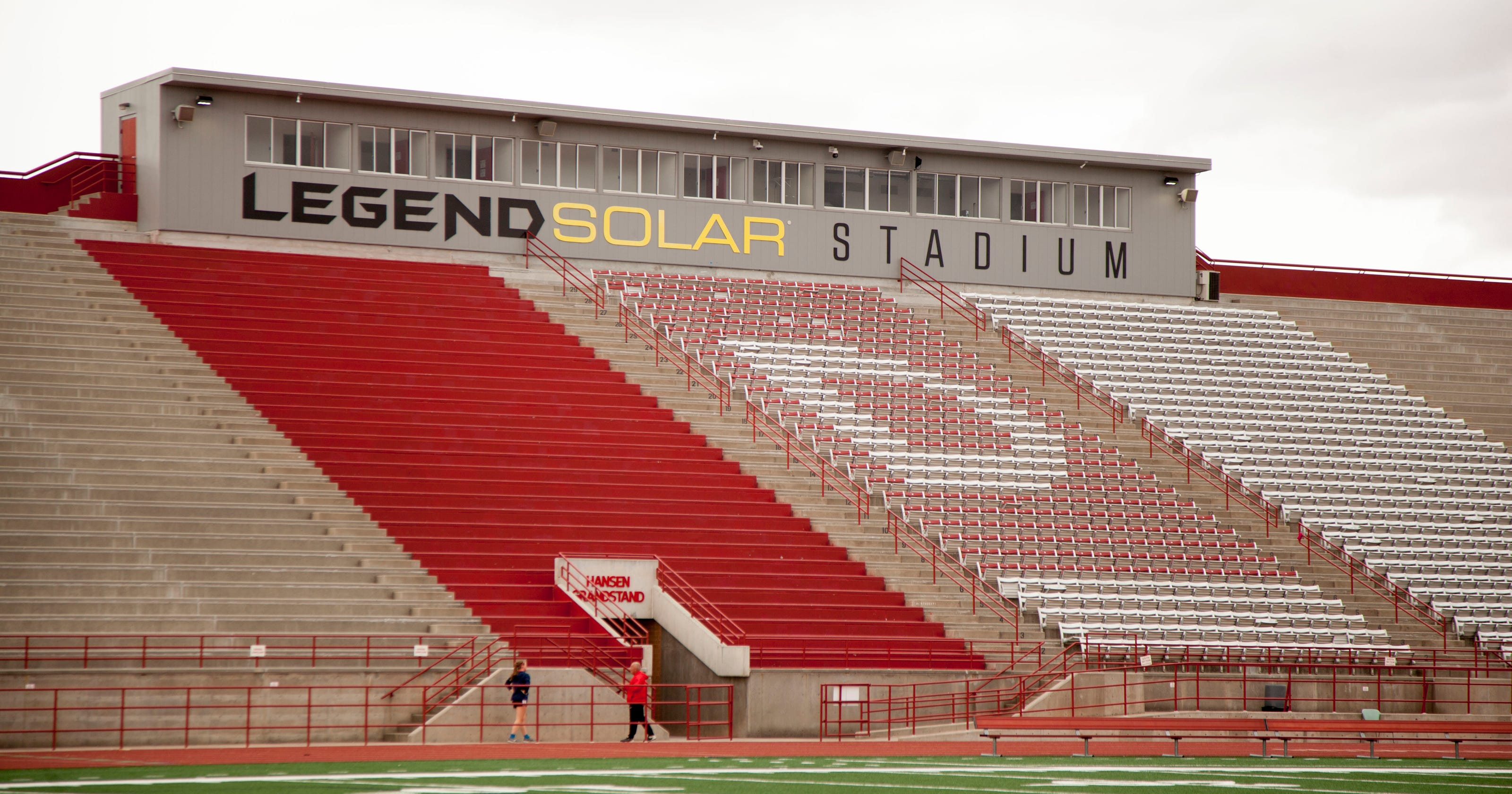 Dixie State And Legend Solar End 10 Million Stadium Agreement
