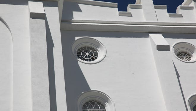 An individual gained access to the St. George LDS temple May 12 and damaged art, furniture and broke two windows on the fifth floor.