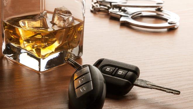 Beware the dangers of drunk driving.