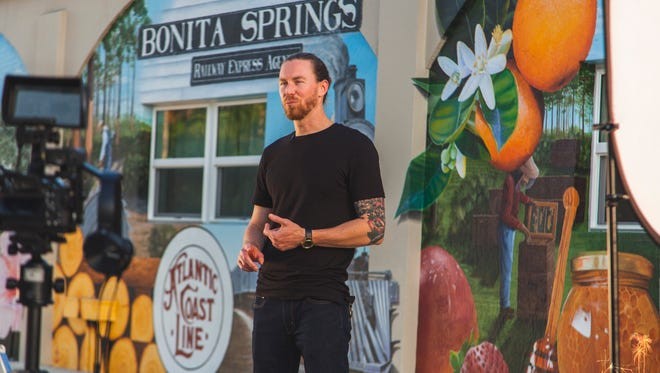 Ceremony Brewing founder Zachary Smith says his business belongs in downtown Bonita Springs because the area is walkable and attracts younger people.