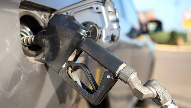 Falling gas prices are affecting Louisiana state revenues.