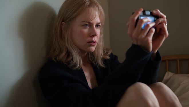 "Nicole Kidman tries to make sense of her life in  ""Before I Go To Sleep."""