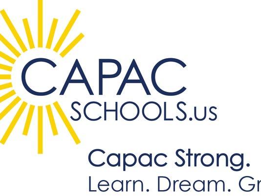 Capac Community Schools current logo