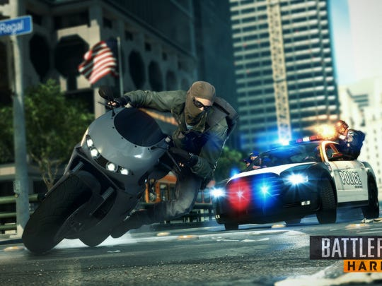 battlefield hardline fourth