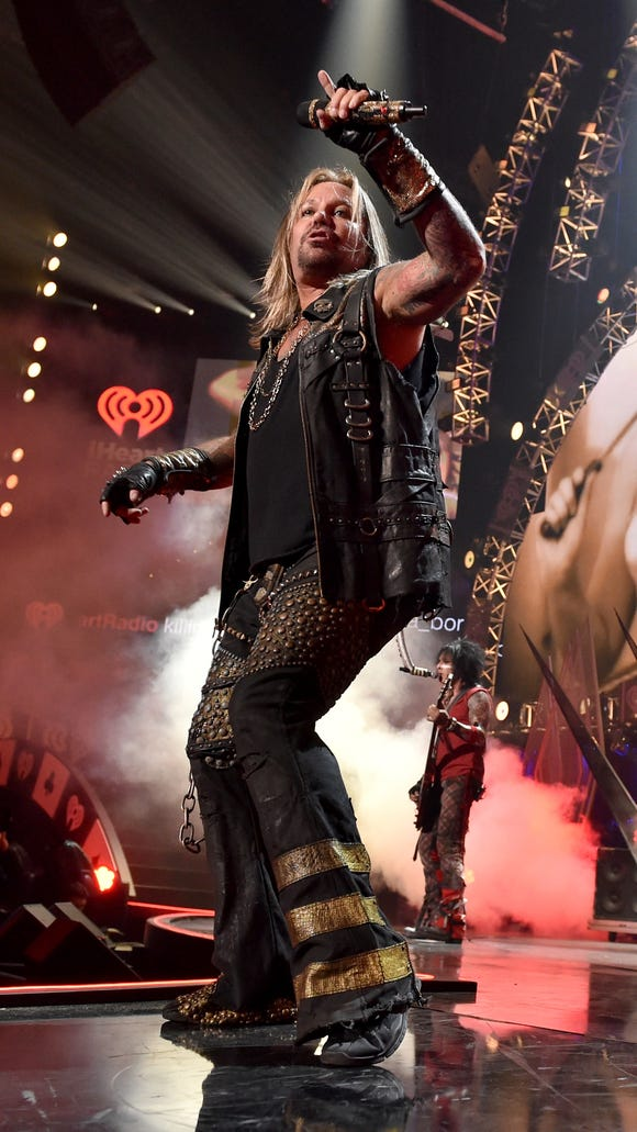 Mötley Crüe is ready to bring its farewell tour to