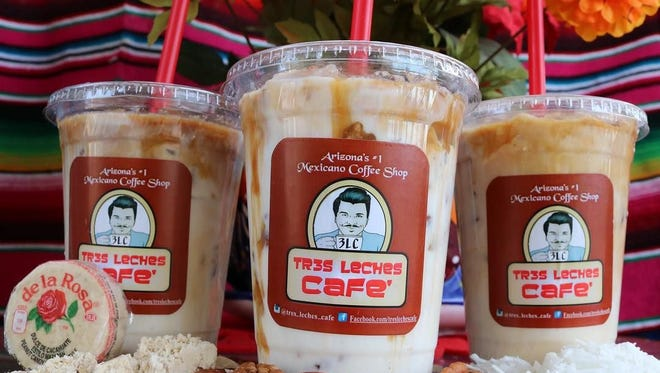 Tres Leches Cafe in Phoenix is a great alternative to Starbucks.