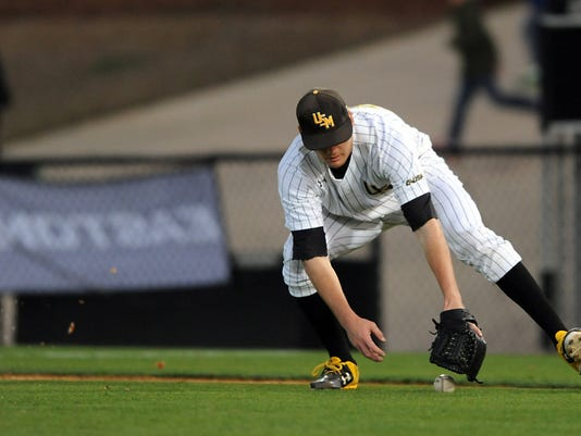 USM vrs. Oakland College Baseball Friday | Gallery