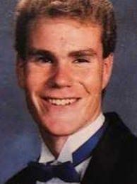 Jay Cullen's senior yearbook photo