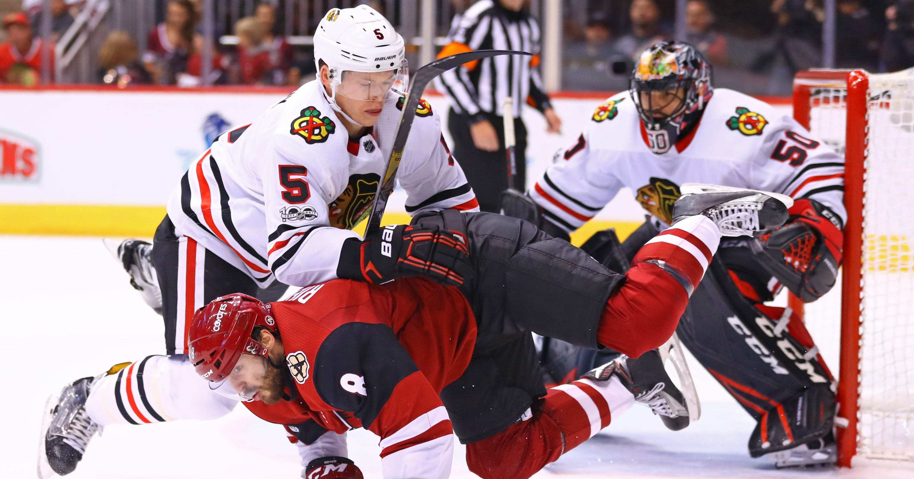 Coyotes still searching for first win after falling to Blackhawks d119b0731
