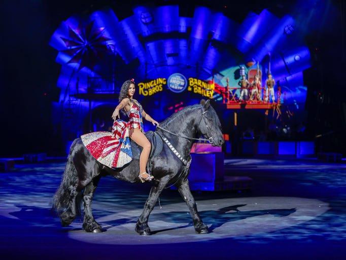 Ringling Brothers Circus Final Tour