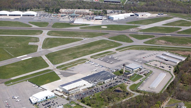 Westchester County Airport April 27, 2016.