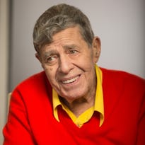 Jerry Lewis, comedy genius, is dead at 91